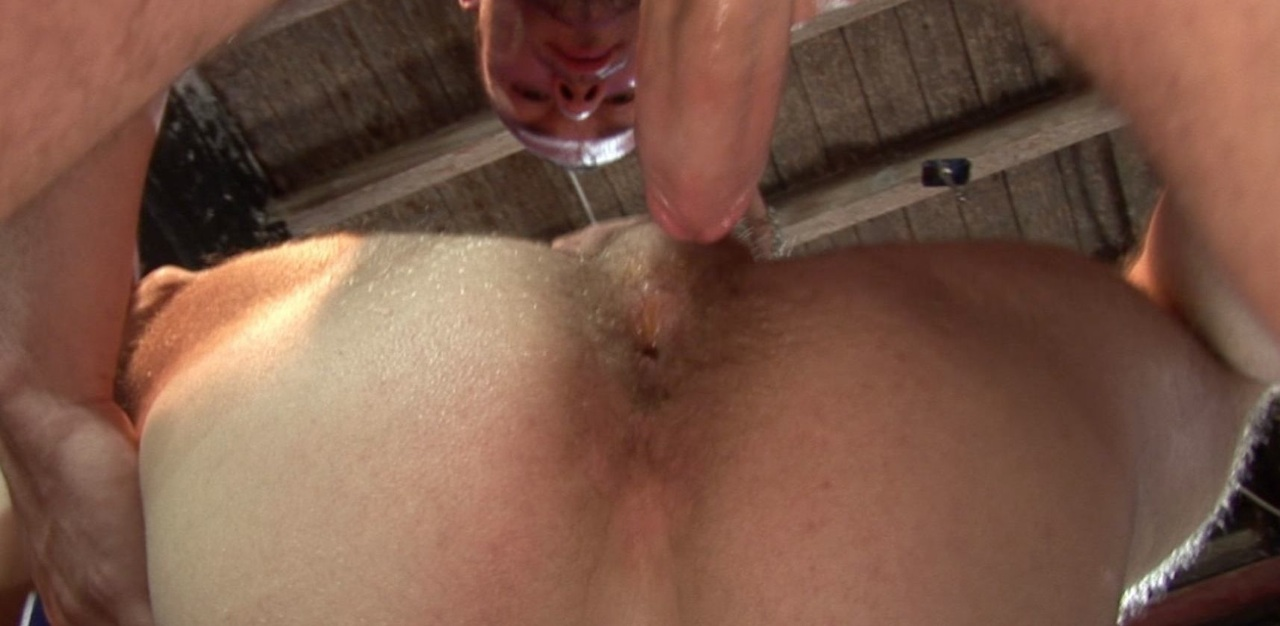 Hole about to get fucked by a big dick