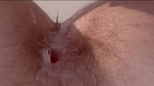 Well fucked hot ass leaking cum