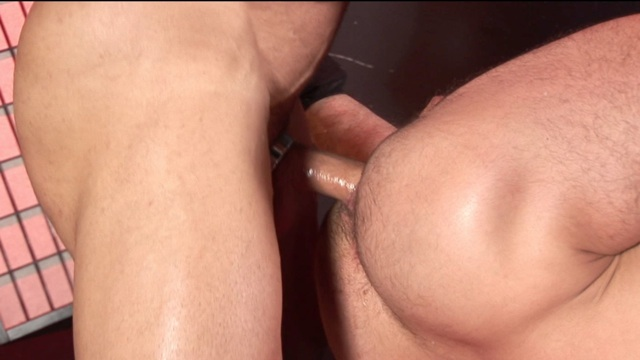 Jim Ferro's raw dick pounding Marco's hole