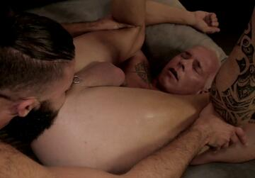 Ryan Carter – getting rimmed