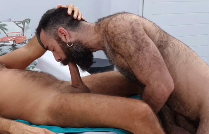 Rob Hairy – Sucking