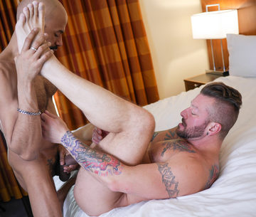 Hugh Hunter – Bottoming