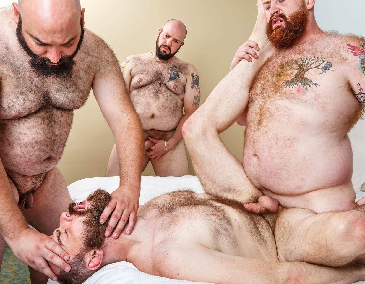 Gay hardcore bears