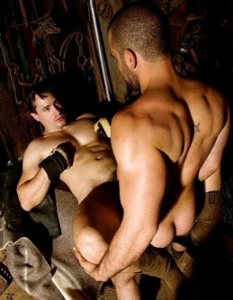 Antton Hari getting his ass plowed in the barn