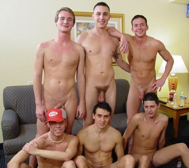Nude Amateur Frat Boys
