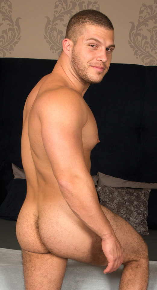 Ass pic of Brodie (Sean Cody)