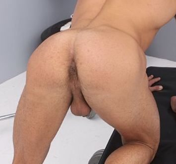 Ass pic of Tyler Hunt