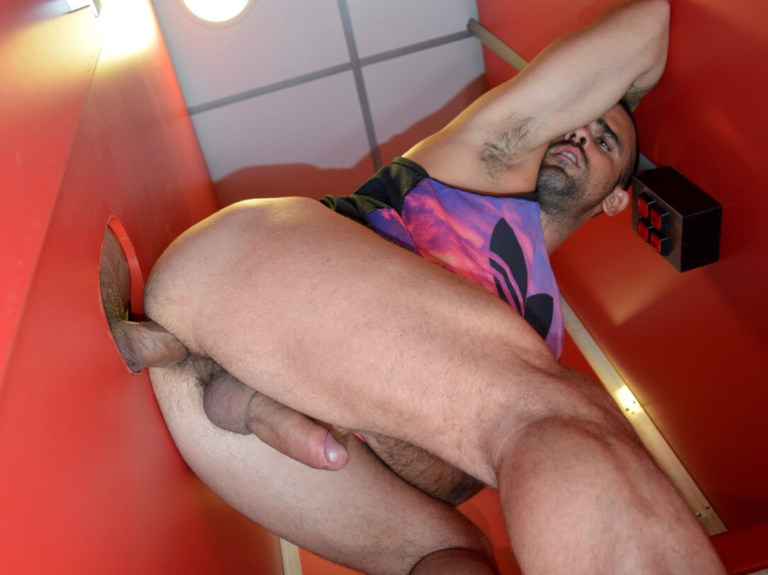 Damien Crosse – bottoming