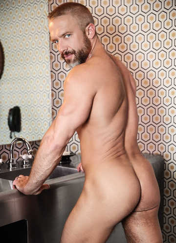 Ass pic of Dirk Caber