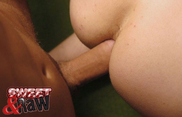 Closeup of raw dick fucking bareback