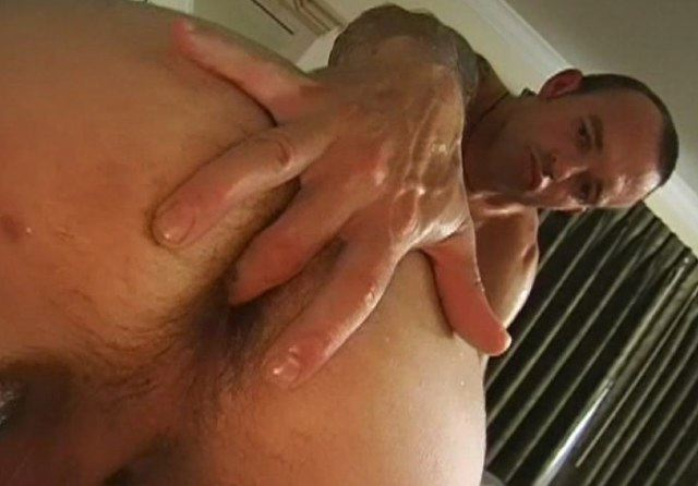 Dan Fisk fingering tight young hole