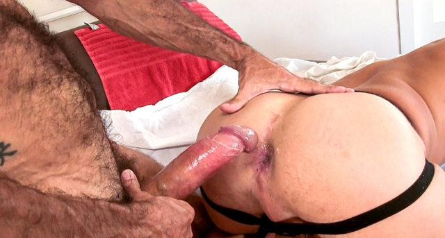 Lito seeds a hole with his huge dick