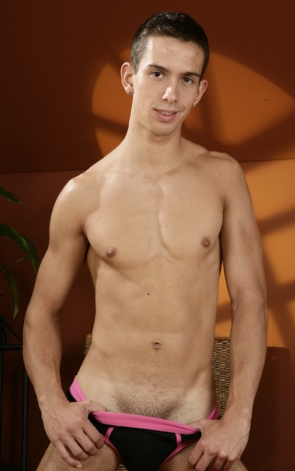 Toned hot smooth twink Robein Klein