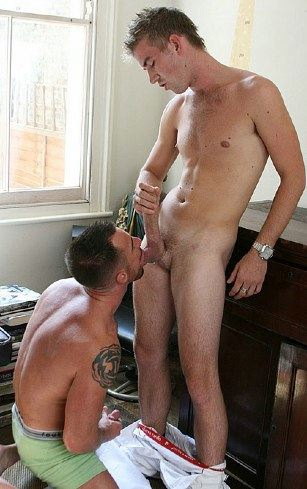 from Camden gay naked male teabagging