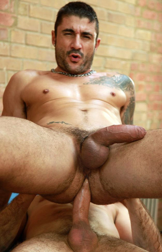 Max Toro loves taking raw dick up his ass