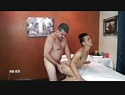 Daddy Fucking Argie The Masseur