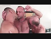 Paul Stag, Chad Brock And Ben Venido Have Kinky Fun
