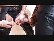 Horny Euro Studs Play With Foreskin