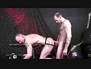 Randy Harden And Mason Garet In Fuck Bench