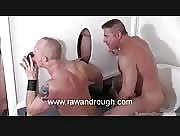 Nick And Mason Sucking Cock On Gloryhole