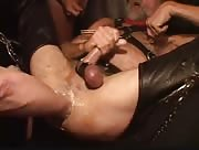 Hairy Daddies And Jocks Leather Fisting And Raw Party