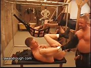 Jerek And Brock Gets Their Hole Fisted Deep