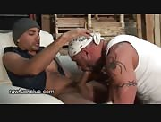 Marco Sucking Huge Uncut Latin Meat
